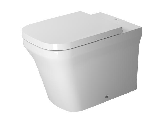 Duravit P3 Comforts - Stand-Tiefspül-WC