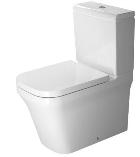 Duravit P3 Comforts - Stand-WC