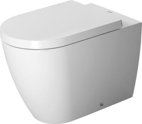 Duravit ME by Starck - Stand-WC