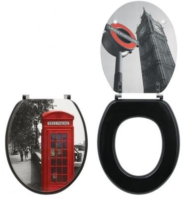 Abattant wc fantaisie London