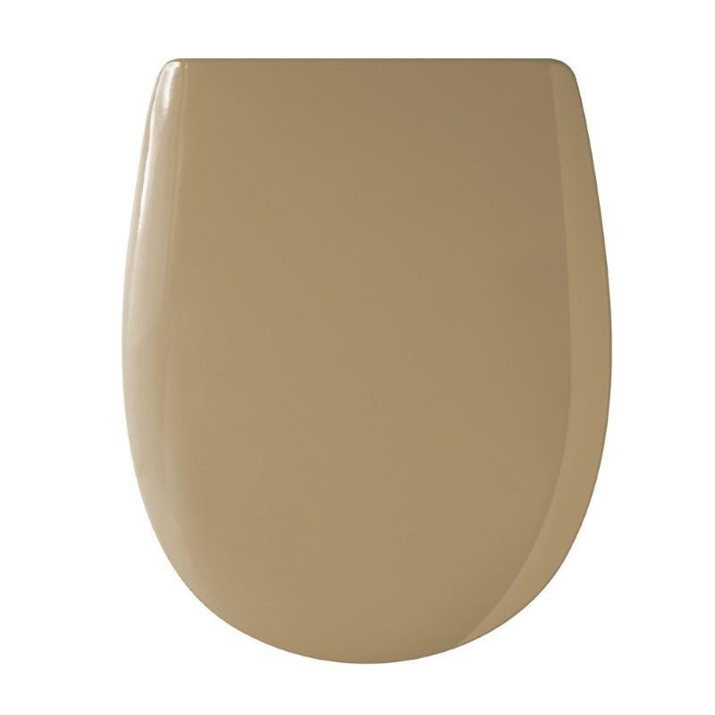 Abattant WC OLFA Caramel céramique