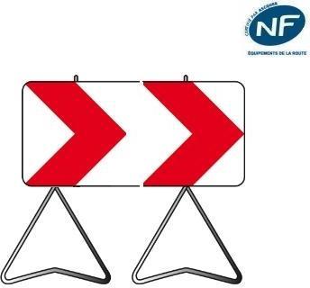 Panneau signalisation de position