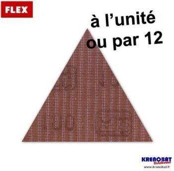 Abrasifs Tamiflex triangle