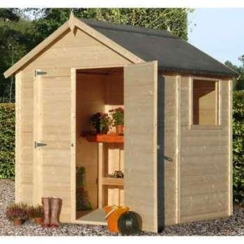 Abri de jardin en bois BALTIC