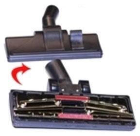 ECOBLUE - Brosse combiné aspirateur