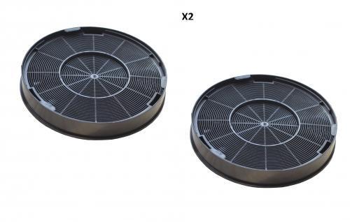 5031002 - 2 filtres charbon