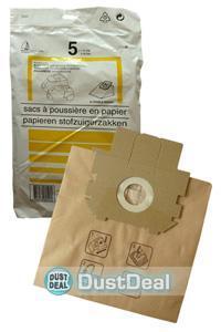 Domeos ASP2021ZE sacs à poussière