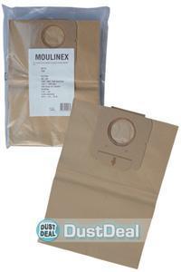 Moulinex Vectral sacs à poussière