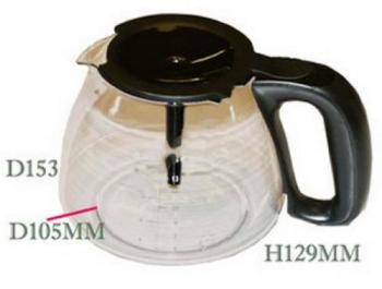 HD7567 - Verseuse noire en
