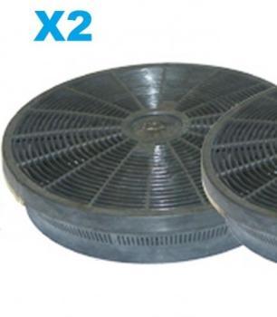 HD60X - 2 filtres charbon
