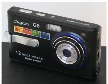 Batterie LI-Ion pour caméscope