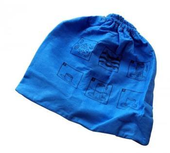 CS3 - Pochette filtrante bleue