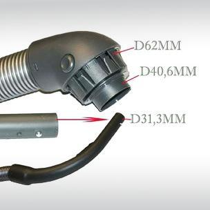 FC9177 - Flexible aspirateur