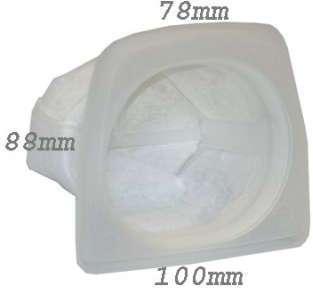 HC432 - Filtre fr07 pour aspirateur