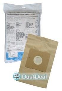 Clatronic 1400 sacs à poussière