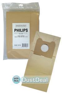 Philips Triathlon sacs à poussière