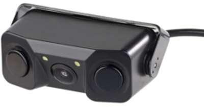 Caméra d aide au recul à angle
