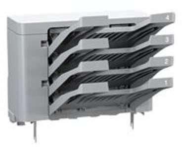 MX4000 Sortie multi-bacs capacité