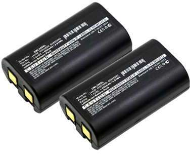 2x Batterie Dymo LabelManager