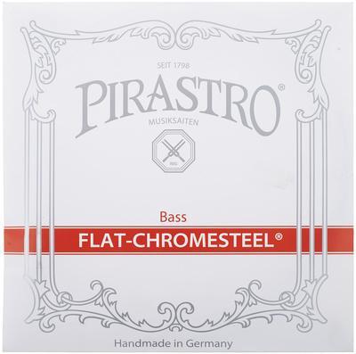 Flat Chromesteel Solo Bass
