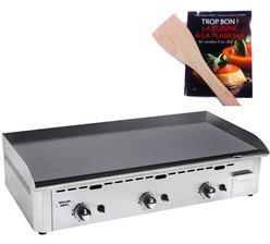 Roller grill plancha pro gaz psr900gec grill - Plancha roller grill pl 600 gaz ...