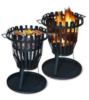 Barbecue et Brasero Rond HAWAI