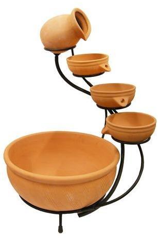 Ubbink Jeu de pots pour fontaine
