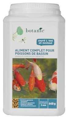 Cat gorie accessoire de bassin de jardin page 2 du guide for Nourriture pour poisson de bassin