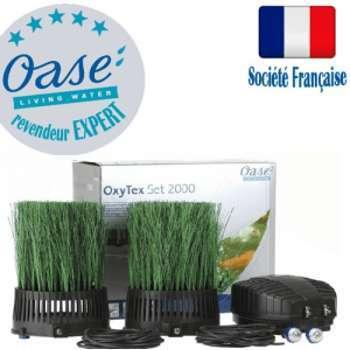 Oase OxyTex Set 2000 Kit pour