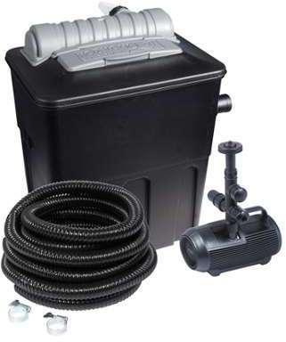Kit de filtration Hozelock