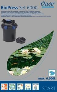 Kit filtration bassin Biopress