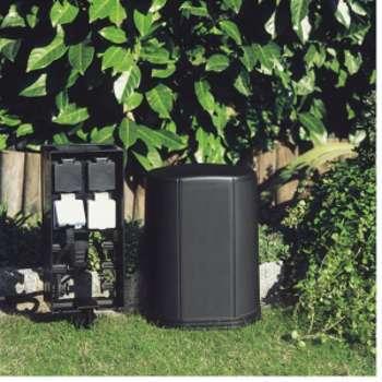 Prises électriques de jardin