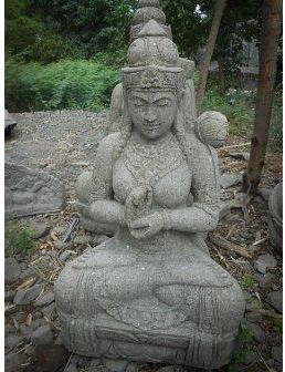 Grande Statue de jardin zen