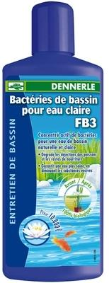 Bactéries d eau claire FB3