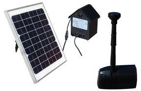 Pompe solaire 1000