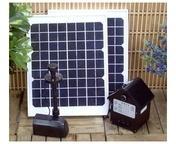 Pompe solaire 1800