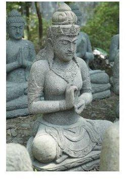 Statue déesse Dewi Tara balinaise