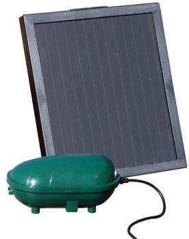 Pompe à air solaire 200