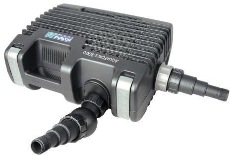 Pompe de filtre pour cascade
