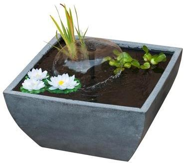Ubbink tang carré avec pompe