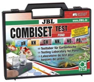 JBL CombiSet Test Pond Malette