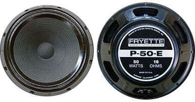 P50E Guitar Speaker