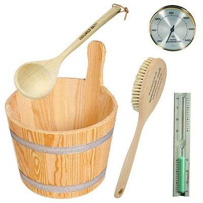 Pack d accessoires en bois