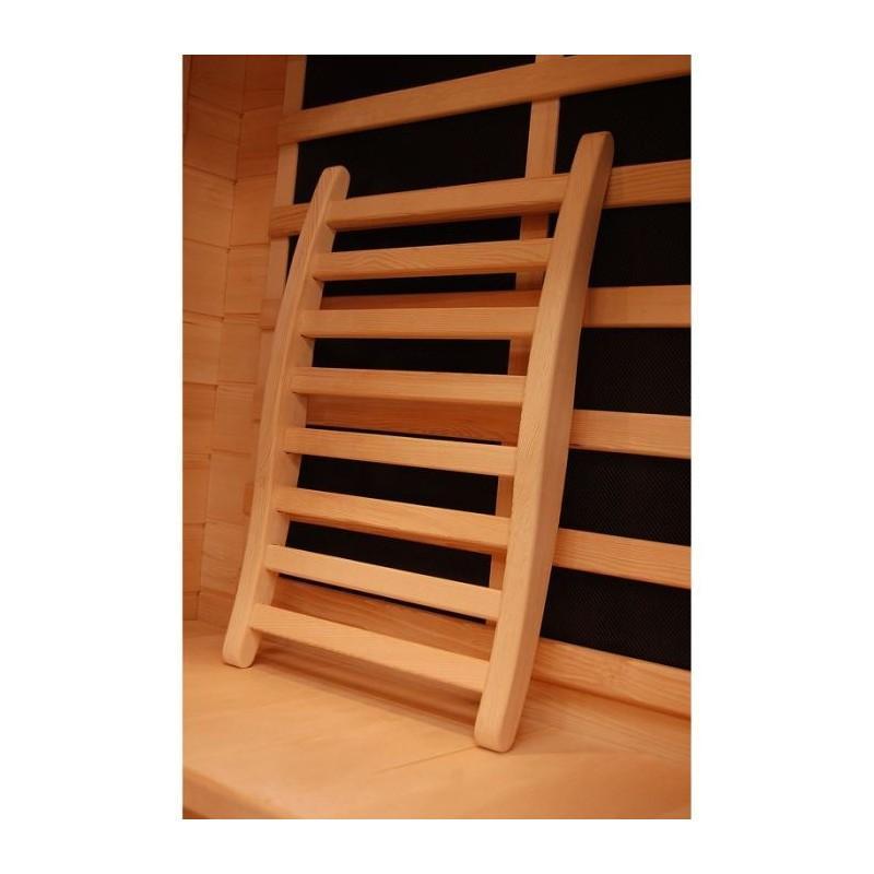 Pack 2 Dossiers Confort Sauna