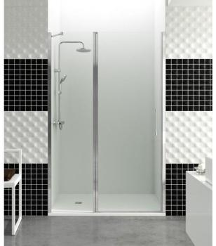 Catgorie accessoire douche page 18 du guide et comparateur - Porte de douche 110 cm ...