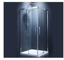 Paroi de douche en verre 90x90