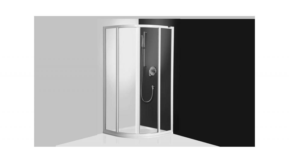 Cabine de douche d angle CRONIS