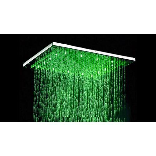 Pomme de douche effet pluie
