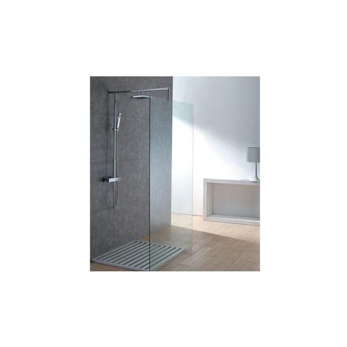 Ensemble de douche avec paroi