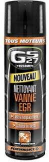 Nettoyant Vanne EGR GS27 400